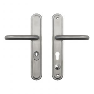 Hooply 918902 steel door handle