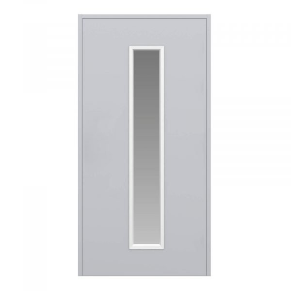 225mm x 1546mm steel vision panel