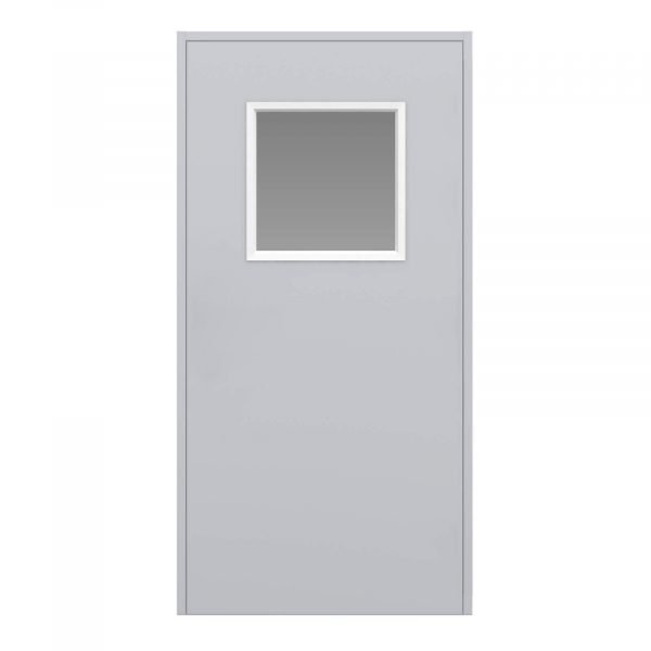 530mm x 530mm steel vision panel