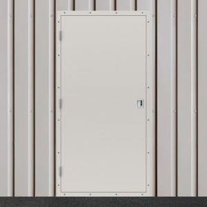 Shed Door Shale Grey